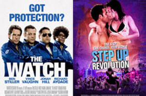 You Rate the New Releases: 'The Watch' vs. 'Step Up: Revolution'