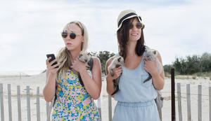 Check out the movie photos of 'Fort Tilden'