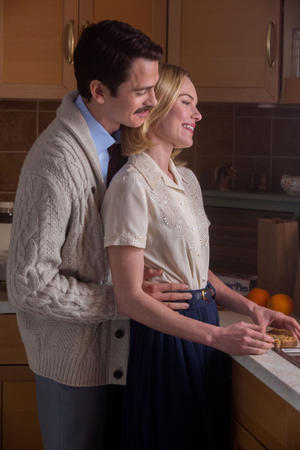 """Hayden Christensen as Don Piper and Kate Bosworth as Eva Piper in """"90 Minutes In Heaven."""""""