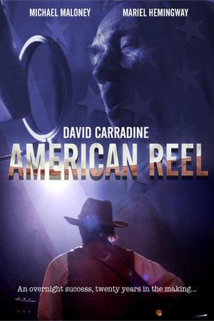 "Poster art for ""American Reel."""