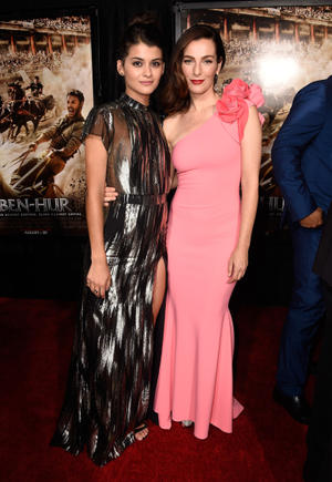 Check out the cast of the California premiere of 'Ben-Hur'