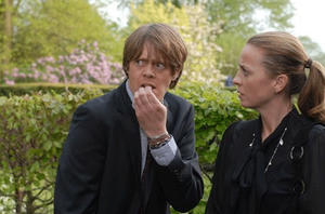 """A scene from """"Death at a Funeral."""""""