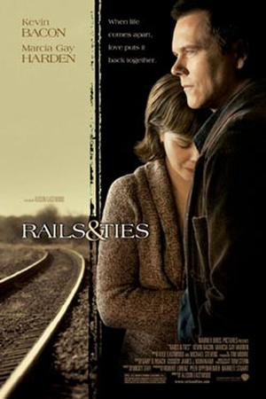 "Poster art for ""Rails & Ties."""