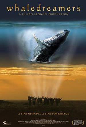 "Poster art for ""Whaledreamers."""