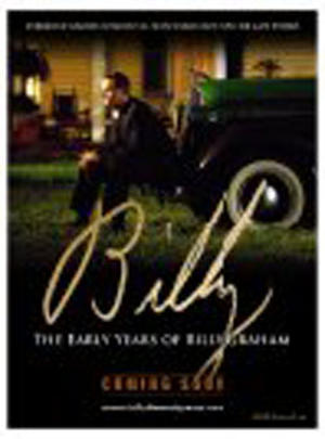 """Poster art for """"Billy: The Early Years."""""""
