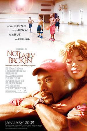 """Poster art for """"Not Easily Broken."""""""
