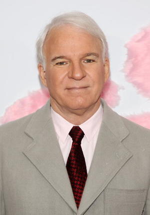 "Steve Martin at the New York premiere of ""The Pink Panther 2."""