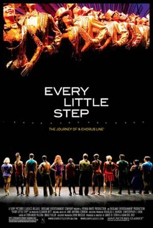 """Poster art for """"Every Little Step."""""""