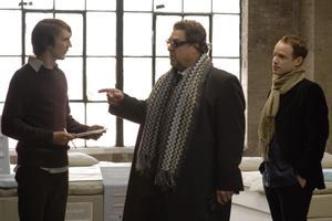 """John Goodman and Paul Dano in """"Gigantic."""""""
