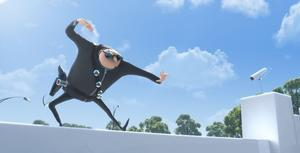 """A scene from """"Despicable Me."""""""