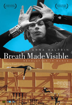 """Poster art for """"Breath Made Visible."""""""