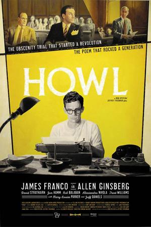 """Poster Art for """"Howl"""""""