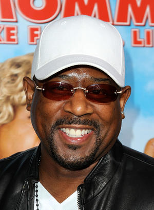 """Martin Lawrence at the California premiere of """"Big Mommas: Like Father, Like Son."""""""
