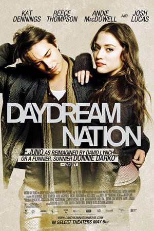 "Poster art for ""Daydream Nation."""