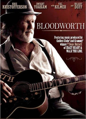 """Poster art for """"Bloodworth."""""""