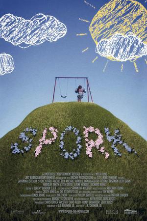 """Poster art for """"Spork."""""""
