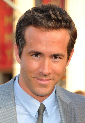 "Ryan Reynolds at the California premiere of ""Green Lantern."""
