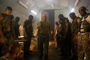 "A scene from ""Universal Soldier: Day of Reckoning."""