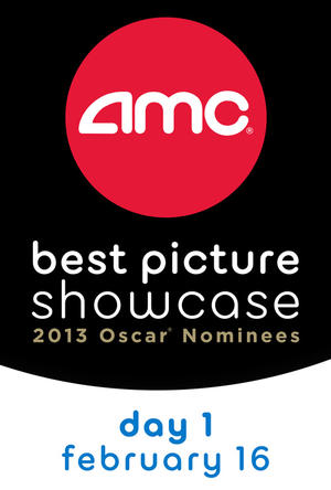 """Poster art for """"AMC Best Picture Showcase Day 1."""""""
