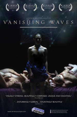 """Poster art for """"Vanishing Waves."""""""