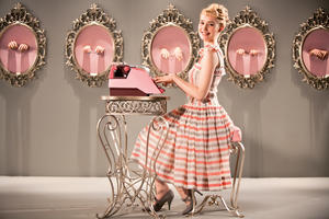 """A scene from """"Populaire."""""""