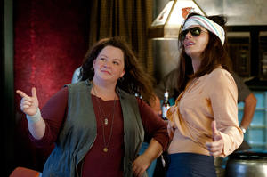 "Melissa McCarthy and Sandra Bullock in ""The Heat."""