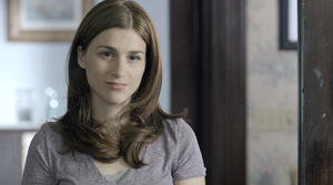 """Aya Cash in """"The Happy House."""""""