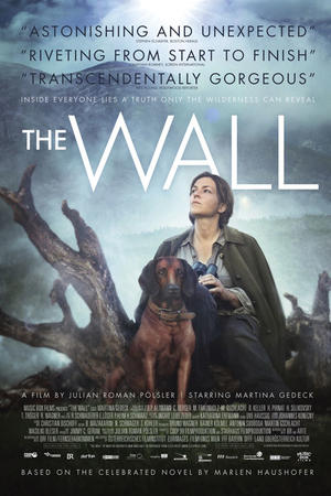 "Poster art for ""The Wall."""