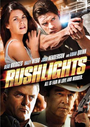 """Poster art for """"Rushlights."""""""