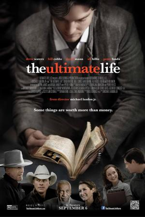 """Poster art for """"The Ultimate Life."""""""
