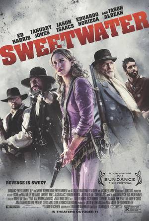 """Poster art for """"Sweetwater."""""""