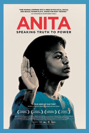 "Poster art for ""Anita."""