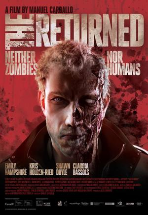 "Poster art for ""The Returned."""