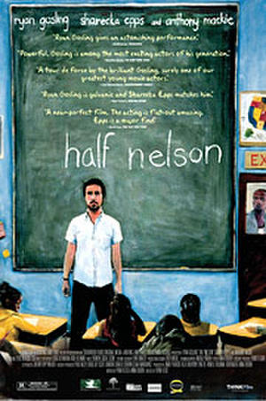 """Poster art for """"Half Nelson."""""""