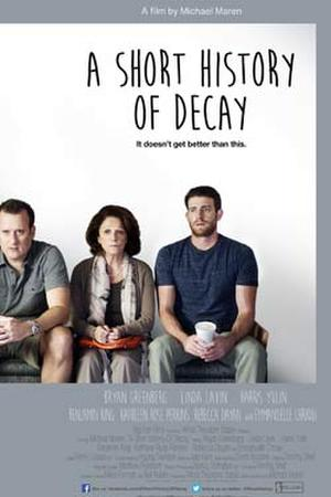 """Poster art for """"A Short History of Decay."""""""