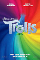 Trolls showtimes and tickets