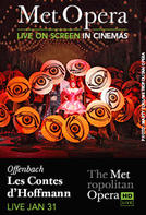 The Metropolitan Opera: Les Contes d'Hoffmann showtimes and tickets