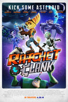 Ratchet & Clank showtimes and tickets