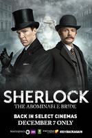 SHERLOCK: THE ABOMINABLE BRIDE showtimes and tickets