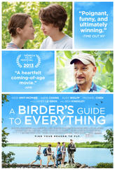 A Birder's Guide to Everything showtimes and tickets