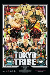Tokyo Tribe showtimes and tickets