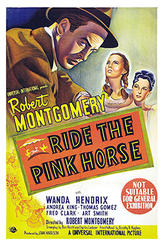 RIDE THE PINK HORSE / THE FALLEN SPARROW showtimes and tickets