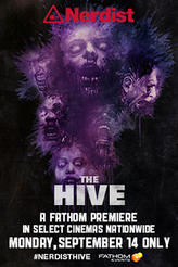 Nerdist Presents: The Hive showtimes and tickets