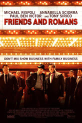 Friends and Romans showtimes and tickets