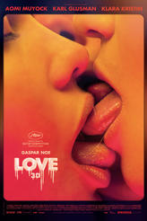 Love (2015) showtimes and tickets