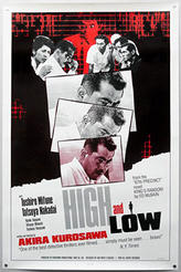 HIGH AND LOW/THE BAD SLEEP WELL showtimes and tickets
