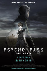 Psycho-Pass: The Movie showtimes and tickets