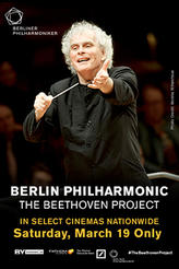 Berlin Phil: The Beethoven Project showtimes and tickets