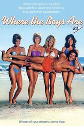 Where The Boys Are '84/The Beach Girls showtimes and tickets