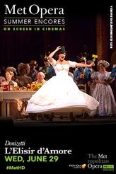 Met Summer Encore: L'Elisir d'Amore showtimes and tickets